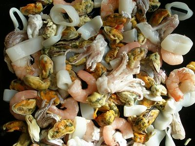 21 марта в 14:52. морепродукты и морской коктейль отличная альтернатива...